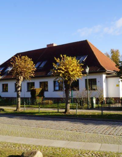 Grundschule Koserow Aussenansicht