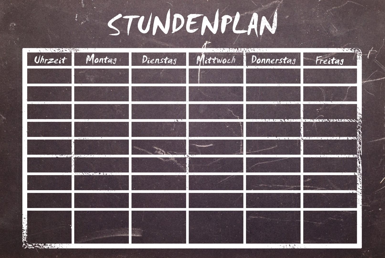 Essenplan